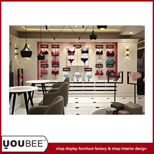 Ladies′ Lingerie Salon Display Furniture From Factory pictures & photos