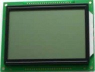 Character LCD Display LCM 3.3V/5V Yellow Green 8X2LCD Display Screen pictures & photos