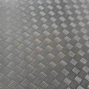 Plastic Film Coated Aluminum Sheet pictures & photos