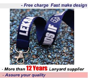 Jacquard Weave Logo Lanyard pictures & photos