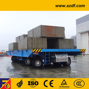 Hydraulic Platform Trailer / Transporter (DCY200) pictures & photos