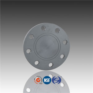 China Manufacturers Produce CPVC Plastic Blind Flange pictures & photos