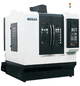 High Precision CNC Machine for Metal Processing (RTM600SHMC)