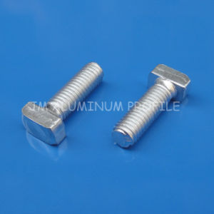 Zinc-Plated T Head Bolt / Special Customized Bolt pictures & photos
