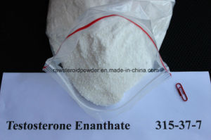 99% Bodybuilding Steroid Powder Testosterone Enanthate pictures & photos