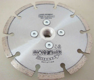Super Cut Diamond Saw Blade with for Circular Saw Machine