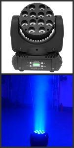 12PCS 10W LED Beam Wash Moving Head