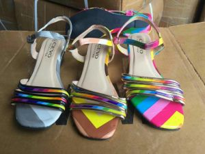Girls/Children Sandals, Colorful Girls Sandals/Slippers, 47000pairs pictures & photos