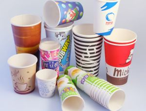High Speed Paper Coffee Cup Making Machine pictures & photos