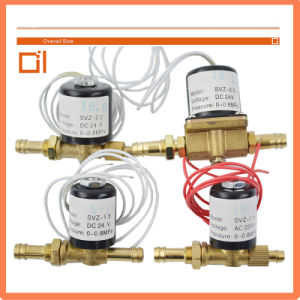 Air Gas Argon Solenoid Valve for Welding Machine (VZ-2.5) pictures & photos