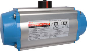 Pneumatic Valve Actuator for Double Action (HAT-145D) pictures & photos