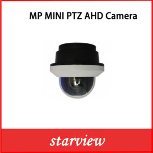 10X 1080P Mini PTZ Ahd Camera in-Ceiling Mount  pictures & photos