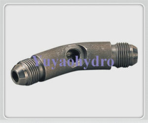 Hydraulic Weld Pipe Bend Connector Fittings pictures & photos