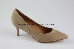 Middle Heel Design Fashion Sexy Shoes for Lady pictures & photos