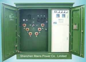 800kVA 10kv Dry Type Transformer Distribution High Voltage Transformer pictures & photos