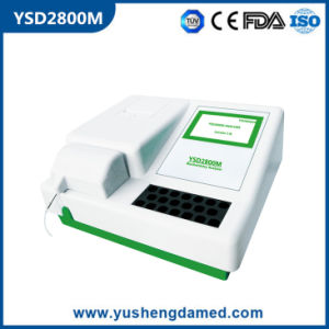 Ce Approved High Qualified Semi-Automatic Chemistry Analyzer pictures & photos