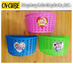High Quality Cycle Basket pictures & photos