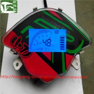 Electric Scooter 12V LED Plastic Instrument