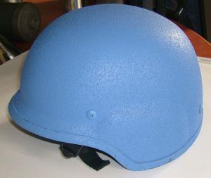 Un Blue Nij Iiia Aramid Pasgt Bulletproof Helmet