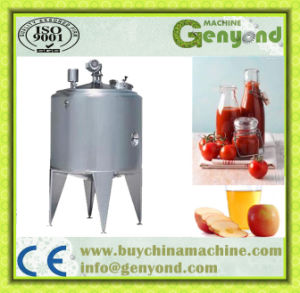 Stainless Steel Electric Heating Mixing Tank pictures & photos
