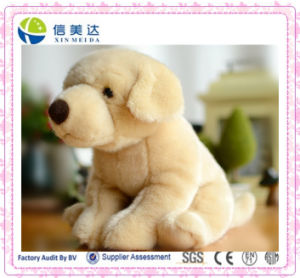 Exquisite Cute Suffed Lifelike Labrador Dog Plush Doll Toy pictures & photos