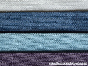 Polyester Jacquard Upholstery Velour Home Textile Sofa Fabric pictures & photos