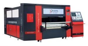 Multi Function Automatic Leather Laser Printing and Cutting Machine