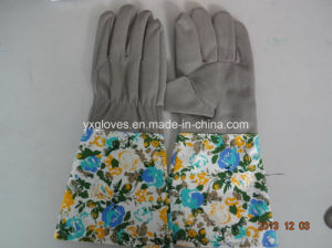 Synthetic Leather Glove-Garden Glove-Labro Glove-Work Glove pictures & photos