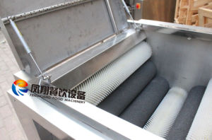 Roller Brush Type Maca Washing and Peeling Machine pictures & photos