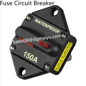 Car/Boat/Bike Audio Fuse Circuit Breaker 80A AMP for DC 12V pictures & photos