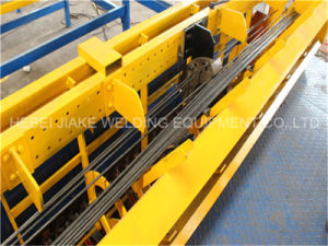 Reinforcing Steel Fence Mesh Welding Machine Factory pictures & photos