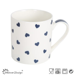Heart Design Ceramic New Bone China Mug pictures & photos