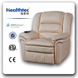 Air Massage Geniuine Leather Leisure Chair (A050-B) pictures & photos