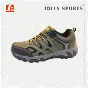 Comfort Trekking Outdoor Sports Hiking Waterproof Shoes for Men pictures & photos