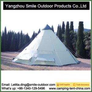 10 Person Outdoor Garden Camping Tepee Travelling Tent Tipi pictures & photos