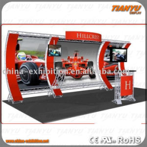 Custom Made Trade Shoow Truss Booth pictures & photos
