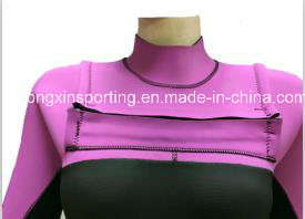 Women`S Long Neoprene Wetsuit for Sports Wear pictures & photos