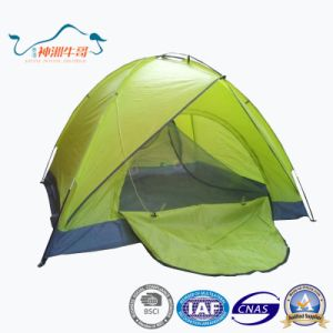2017 High Quality Multiplayer Waterproof Beach Fishing Camping Tent pictures & photos