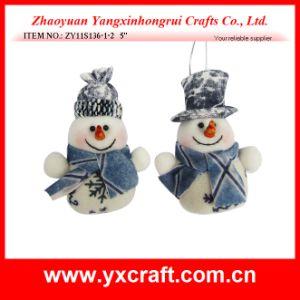 Christmas Decoration (ZY11S136-1-2) Christmas Snowman Tree Decoration Christmas Manufacturer pictures & photos