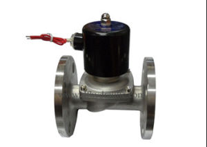 2W Series Flange Solenoid Valve pictures & photos