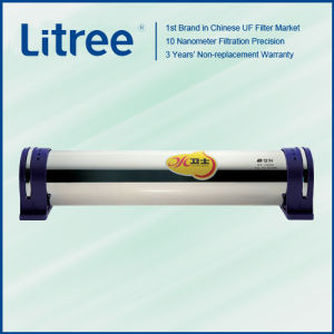 Stainless Steel Water Filter with High Flux pictures & photos