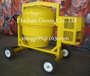 CM600 (CM50-CM800) Zhishan Portable Electric Gasoline Diesel Concrete Mixer pictures & photos