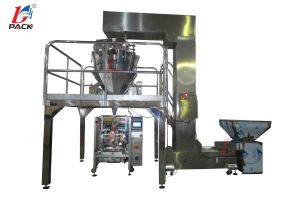 Vertical Machine for Packing Food with SGS