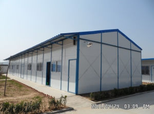 Earthquake-Proof Modern Prefabricated House/Quick Installation House pictures & photos
