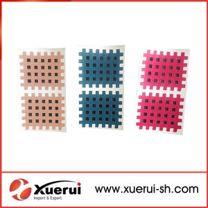 Surgical Self-Adhesive Acupuncture X Pain Cross Tape pictures & photos