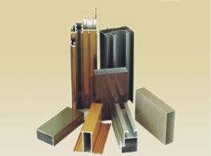 High Qualiy Electrophoretic Coated Aluminum Profile pictures & photos