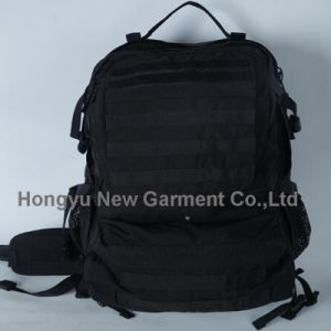 Waterproof Fast Pack Combat Rucksack Military Molle Backpack (HY-B059) pictures & photos