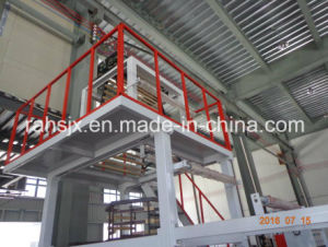 High and Low Pressure PE Film Extrusion Machine pictures & photos