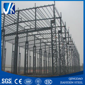 Light Prefabricated Design T Steel Structure Warehouse pictures & photos