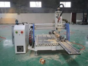 Mini CNC Router for Marble/Aluminum/Copper/Wood Engraving pictures & photos